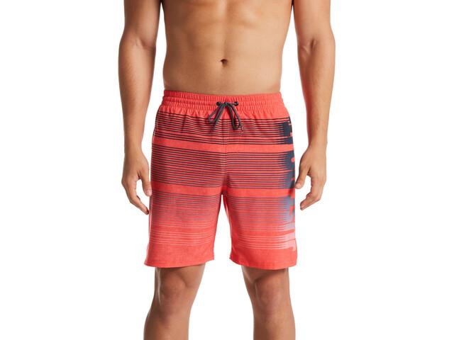 "Nike Swim JDI Vital 7"" Shorts de Volley Hombre, ember glow"